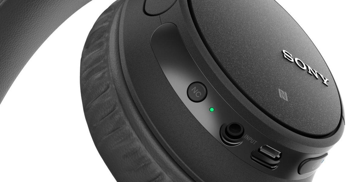 Sony Wireless Noise Cancellation Headphones